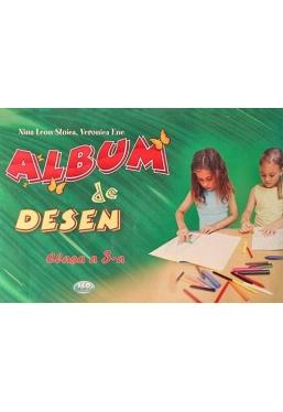 Album de desen cl. 3