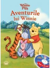 Disney Audiobook. Aventurile lui Winnie +CD