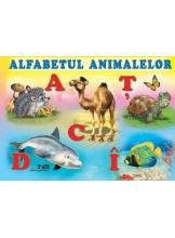 Alfabetul animalelor/carton