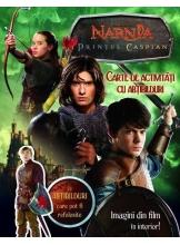 Cronicile din Narnia.Printul Caspian carte de activitati