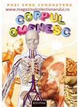 Pasi spre cunoastere 8. Corpul omenesc + DVD