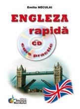 Engleza rapida Curs practic+CD