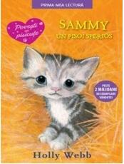 Prima mea lectura. Sammy, un pisoi sperios.