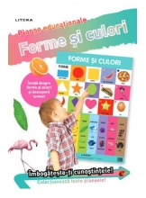 FORME SI CULORI (planse educationale infoliate)