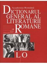 Dictionarul general al literaturii romane. Vol. 4 (L-O)