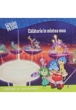 Disney. Intors pe dos. Calatorie in mintea mea