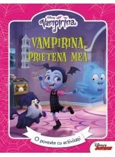 Disney. Vampirina. Vampirina, prietena mea
