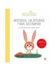 MOTORAS, UN IEPURAS FARA ASTAMPAR. Louison Nielman, Thierry Manes