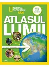National Geographic. ATLASUL LUMII ( pentru tineri exploratori) revizuita