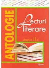 Lecturi literare Antologie cl. 2