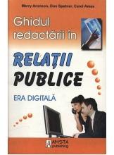 Ghidul redactarii in relatii publice, era digitala