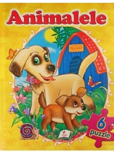 Animalele 6 puzzle