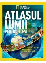 National Geographic. ATLASUL LUMII PENTRU ELEVI. brosata