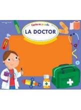 Bebe invata LA DOCTOR Carte cu puzzle