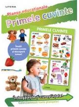 PRIMELE CUVINTE (planse educationale infoliate)
