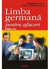 Limba germana pentru afaceri. Editia a II-a