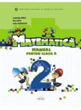 Matematica Manual pentru clasa a II-a