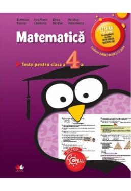 Matematica.Teste pentru clasa a IV-a