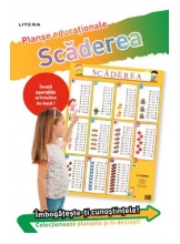 SCADEREA 0/10 (planse educationale infoliate)