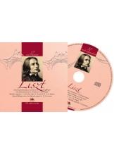 Mari compozitori-37 Liszt +CD