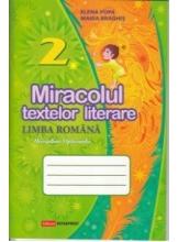 Miracolul textelor literare Limba romana cl 2-a