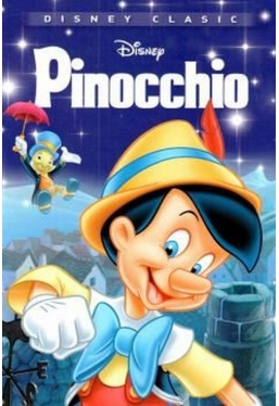 DISNEY. PINOCCHIO (Disney clasic)