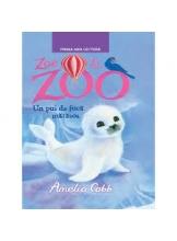 Prima mea lectura ZOE LA ZOO. Un pui de foca matasos. Amelia Cobb
