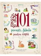 101 povesti si fabule pentru copii