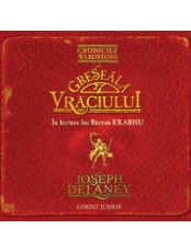 CD Greseala Vraciului Audiobook