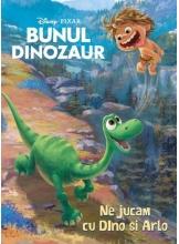 Disney. Bunul dinozaur. Ne jucam cu arlo si prietenul lui