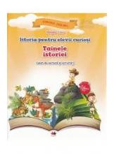 ISTORIA PENTRU ELEVII CURIOSI. Clasa a IV-a set 4 carti