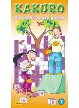 Kakuro 1 54 jocuri de tip puzzle