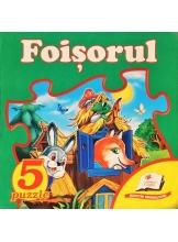 5 puzzle. Foisorul