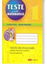 Teste de evaluare Matematica cl 1-a