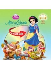 Disney Audiobook. Alba ca Zapada si cei sapte pitici +CD