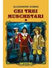 Cei trei muschetari. 2 volume