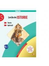 Lectia de istorie. Teorie. Aplicatii (clasa a V-a)
