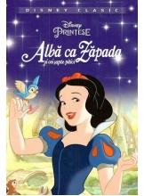 DISNEY. ALBA CA ZAPADA SI CEI SAPTE PITICI (Disney clasic)