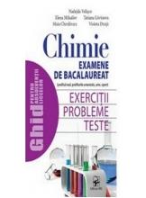 Chimie. Teste preparatorii pentru examenul de BAC
