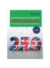 Limba engleza 250 de exercitii de gramatica Pons