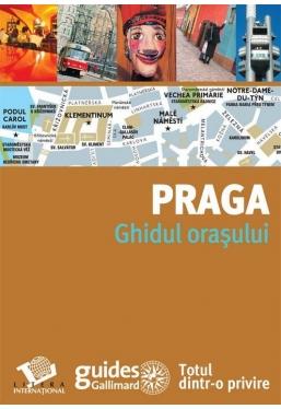 Ghidul orasului. Praga