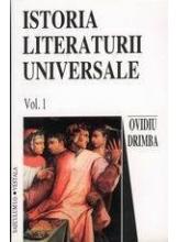 Istoria literaturii universale 2 vol