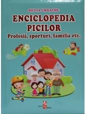 Enciclopedia piciului Profesii, sporturi, familia