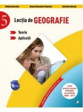 Lectia de geografie. Teorie. Aplicatii (clasa a V-a)