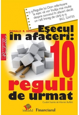 Esecul in afaceri: 10 reguli de urmat