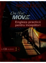 On the move Engleza incepatori +CD