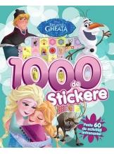 Disney. Regatul de gheata. 1000 de stickere. Peste 60 de activitati antrenante