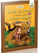 Invat sa citesc! Cartea jungliei. Invat sa citesc in limba engleza. Nivelul 3