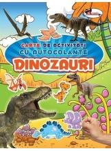 Carte de activitati - dinozauri