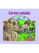 Cartea junglei. Pliante cartonate